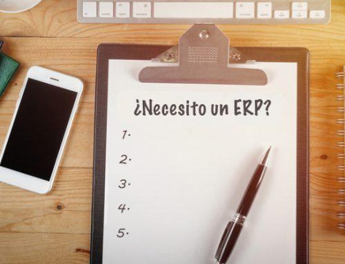5 Síntomas de que necesitas un ERP