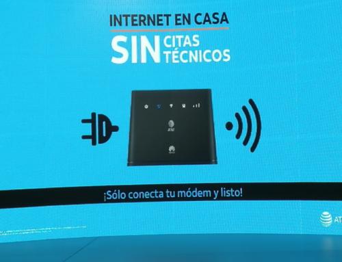 AT&T lanza su red de Internet en Casa
