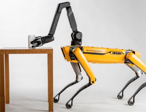 Perros robot reforzarán seguridad en las empresas